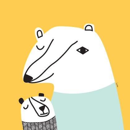 Isa-form-poster-mevrouw-ijsbeer